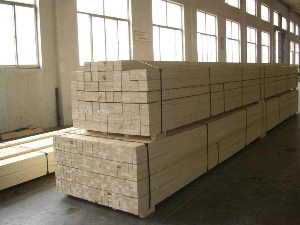Laminated Veneer Lumber For Keel