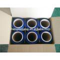filme estirável azul para embalagem de paletes