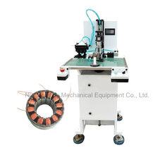 Автоматический многополюсный обмотчик статора