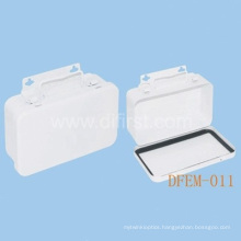 Empty First Aid Box with Hermetical Strip / Metal Box (DFEM-011)