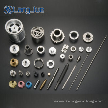 High Precision CNC Machining Parts Metal Parts Brass/Copper/Aluminum/Titanium/Zinc