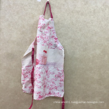 factory direct newest design waterproof cheap recycled printed free apron