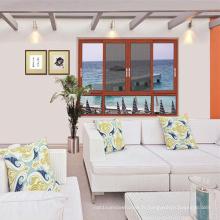Fenêtre coulissante Feelingtop de vente chaude d'isolation thermique