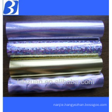 Opp Hologram Film Packing Film for cigarettes ,wine,cosmetics wrap