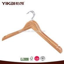 Percha plana de bambú