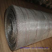 Malla de alambre de acero galvanizado / (fabricante de China)