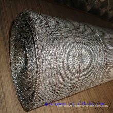 galvanized steel wire mesh/(China manufacturer)