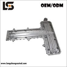 Fabrication faite sur commande de tôle en aluminium Pièces de recourbement de moulage mécanique sous pression