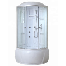 White Shower Enclosures in USA