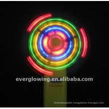 led mini electric hand fan