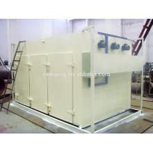 Serie CT-C Horno de secado circular de aire caliente para cebolla