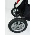 EVA Tire De lujo de estilo europeo Cochecitos de bebé Pram niño Cuatro ruedas con EN1888