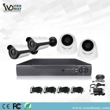 CCTV AHD 4.0MP DVR-System