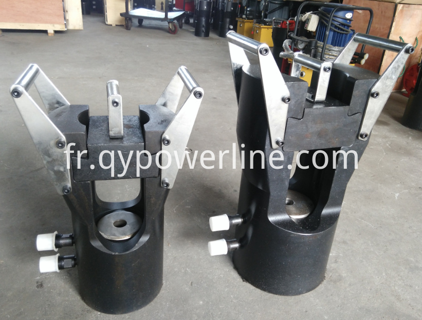 Hydraulic Crimping Head