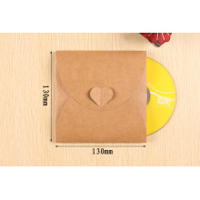 Kraft CD Paper Sleeve Envelopes Packaging Bags