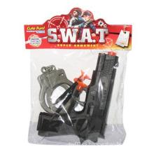En71 Aprobación de la Policía de Plástico Conjunto Juguetes Pistola Pistola de Juguete para Niño (10217965)