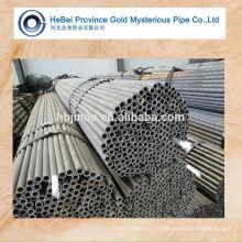 SCH40 A53 Tubes et tubes en acier sans soudure à froid fabriqués en Chine