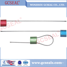 China Wholesale Pull tight 5.0mm Cable length 300mm Seal With Barcode