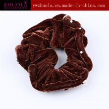 Ornamento do cabelo da forma feito do tecido