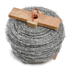 High quality  military hot dipped  g i barb barbed wire fence roll galvanized manufacturer