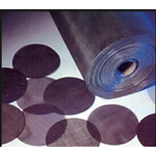 Mild Steel Black Wire Filter Manufaktur