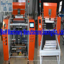 Fully Automatic HDPE Film Rewinding Machine