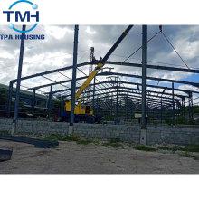 water proof construction steel warehouse building materials