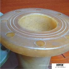 Фр Фланец изготовлен из стекловолокна армированного пластика