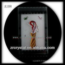 Belle figurine animale en cristal A108