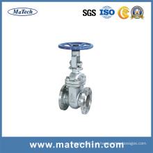 Alta Qualidade GOST Certificado de aço carbono / aço inoxidável válvula de portão