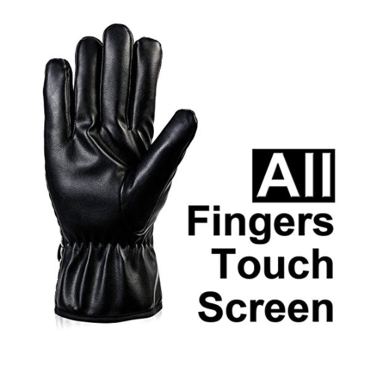 Modern Style Screen Warm Gloves