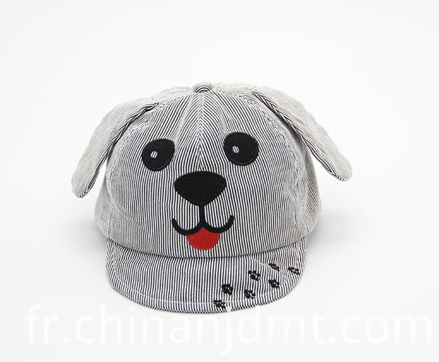 Kids Embroidered Baseball Cap