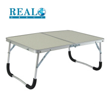 2018 new product adjustable folding bed study aluminium table