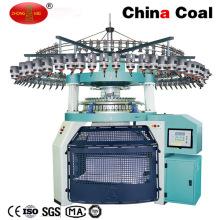 China Double Jersey Interlock Rundstrickmaschinen
