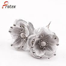 2015 Новый горячий дешевый импорт Китай ткани искусственные цветы