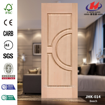 South Africa Beech Veneer Engineering  Door Skin