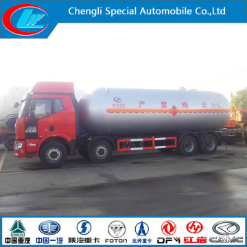 China Sale Hot LPG Tank Truck with 8X4 LPG Filling Truck