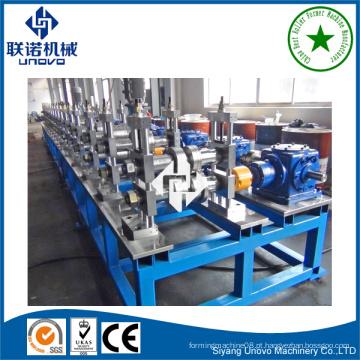 Máquina de formação de rolo frio da seção unistrut