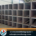 Q345b Square Pipe Steel (black) of 180*180*8.25mm