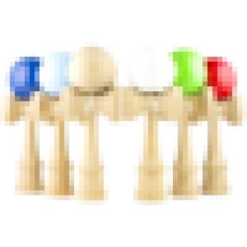 Бук древесины PU краска кендама для продажи