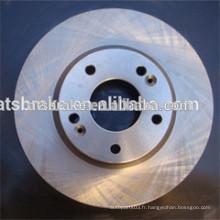 Pièces détachées auto Système de freinage Disque / rotor de frein de voiture en Corée