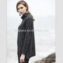 толстый мягкий кашемир водолазка свитер