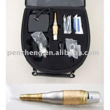 Высокое качество Перманентный макияж Pen Princess Machine Tattoo Eyebrow