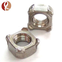 Professional titanium factory supply titanium nuts price