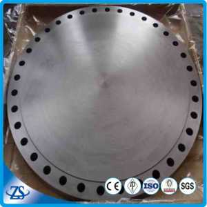 ANIS B16.5 Class 150 Raised Face Blind Flange