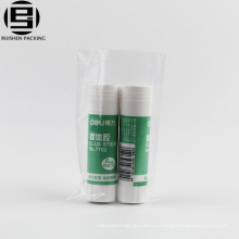 Прозрачный бопп поли плоский упаковывая