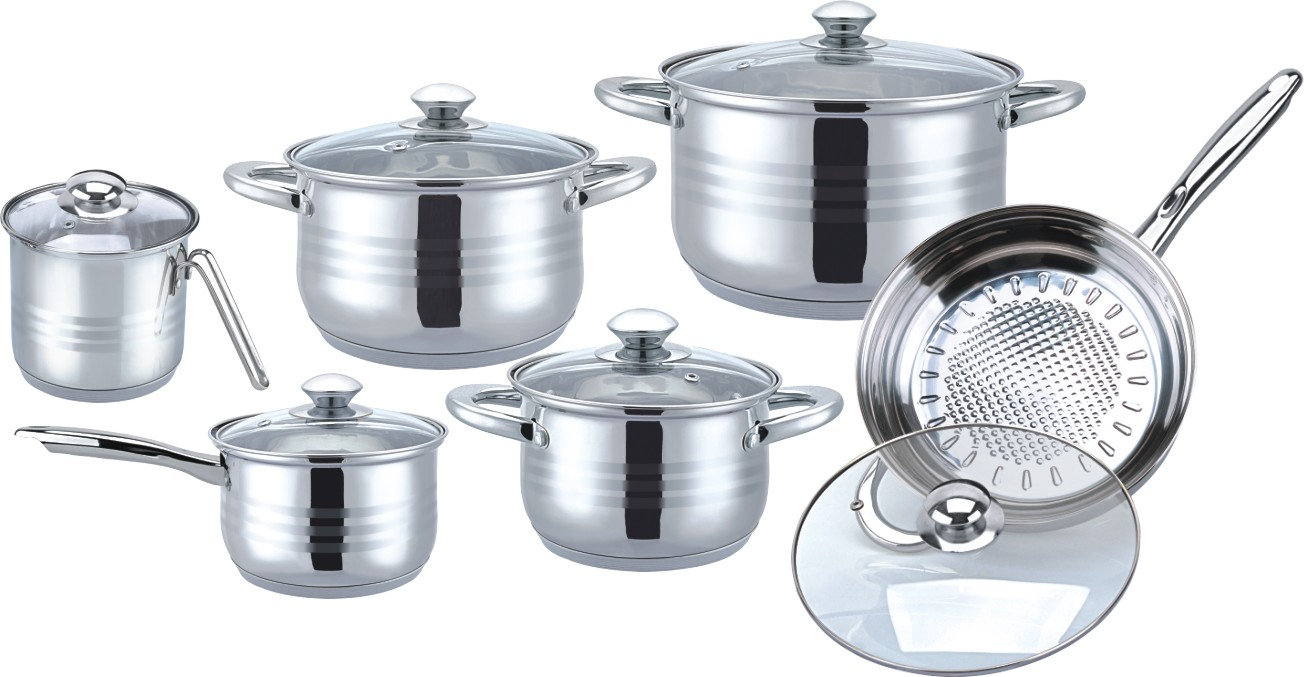 Spice shelf casserole sets