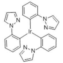 Tris (phenylpyrazole) Irídio CAS 359014-72-5