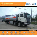 JAC 6X2 22000L Aluminium petroleum tanker truck