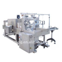 PW-800H Fully automatic overlapping shrink warpping machine